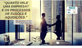 10/10/17 - Palestra Goiânia / Quanto vale uma empresa?