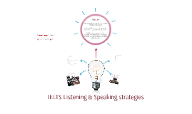 IELTS Listening & Speaking strategies