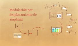 Modulación por desplazamiento de amplitud