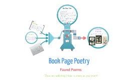 Copy of Copy of Book Page Poetry - Found Poems
