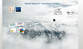 Market Research - Presentation of Data