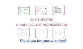 Copy of Barro Stickney