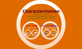 Copy of Characters - Round and Flat; Static vs. Dynamic