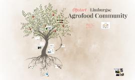 Opstart AgroFood community
