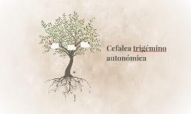Cefalea trigémino autonómica