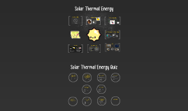 Copy of Solar Thermal Energy