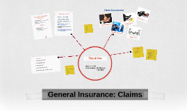 Copy of General Insurance: Claims