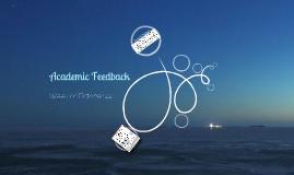 Academic Feedback/TAP