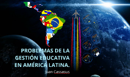 Copy of Panel: Problemas de la Gestión Educativa en América Latina