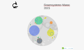 Greensystems Maroc 2015