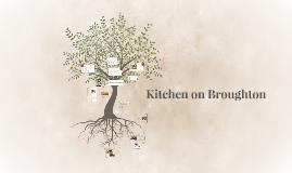 Kitchen on Broughton