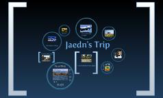 Jaedn's Vacation