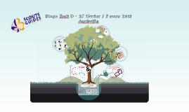 Stage Tech D - 27 février/5 mars 2015