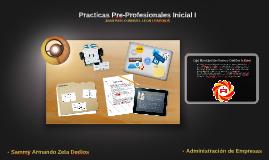 Practicas Pre-Profesionales