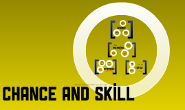 Play & Games: Chance and skill