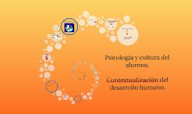 Contextualizacion del desarrollo humano.