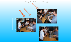 Computer Technicians in Training
