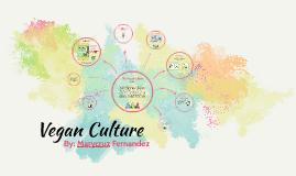 Vegan Culture