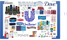 Unilever matches strategy and structure