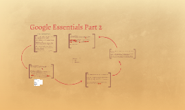 Copy of Google essentials Part 2