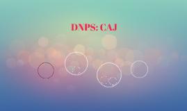 DNPS: CAJ