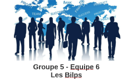 Business Games IHEC Les Bilps