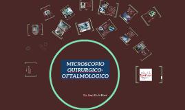 Microscopio Quirúrgico.