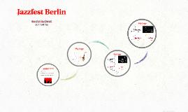 Jazzfest Berlin