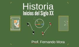 HISTORIA SIGLO XX 1