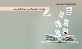 Las Religiones en la edad media