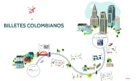 Copy of BILLETES COLOMBIANOS