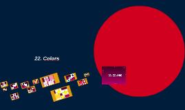 22. Colors