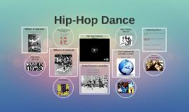 Hip-Hop Dance