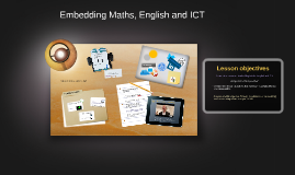 Embedding Maths, English and ICT