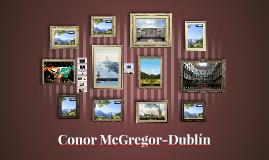 Conor McGregor-Dublín