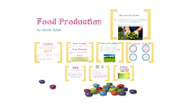 Copy of Food Production