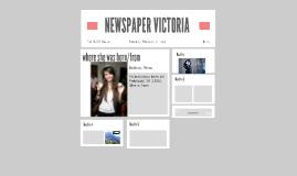 NEWSPAPER VICTORA