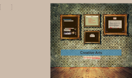 Copy of Creative Arts