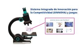Sistema Integrado de Innovación para la Competitividad (SINN