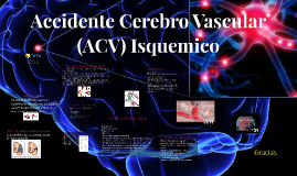 Copy of Accidente Cerebro Vascular (ACV) Isquemico