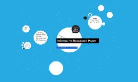 Argumentive Reasearch Paper