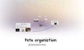 Peta organiztion