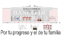 BANCO COMERCIO