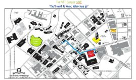 PITT Campus mAPP