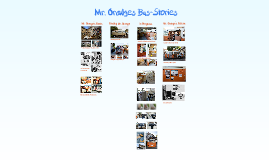 Mr. Orange´s Bus-Stories