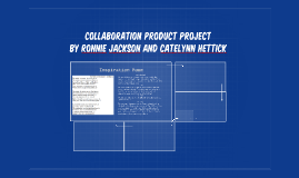 Collaboration Product project