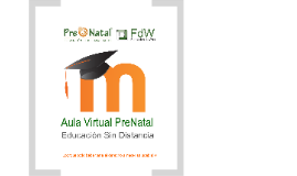 Aula Virtual PreNatal 2015
