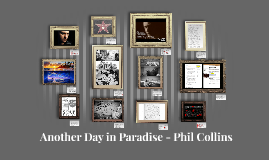 Another Day for You and Me in Paradise - Phil Collins
