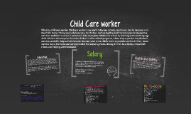 Child Care worker