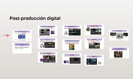 Post-producción digital